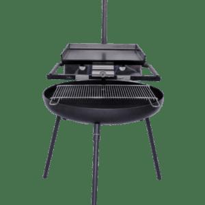 PIXIE 650 – kurišče 4 v 1 / GRILL, KOTL 16L, EL PLIN 410