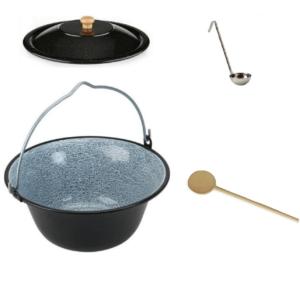 Kotliček in dodatna oprema