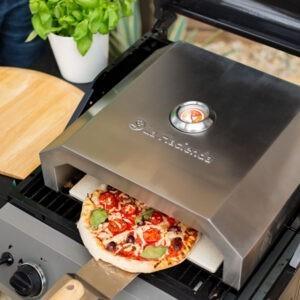 LA HACIENDA | Pizza pečica nastavek