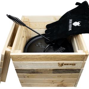 ValhalOutdoor VH.BOX – LESENI ZABOJ ZA SHRANJEVANJE