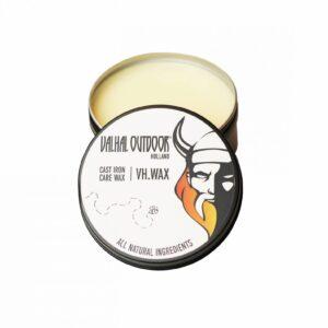 ValhalOutdoor VH.WAX – Vosek za vzdrževanje litoželeznih posod