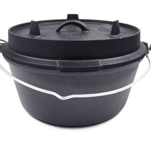 ValhalOutdoor VH8L – DUTCH OVEN 8L